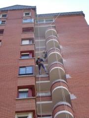Trabajo en edificios