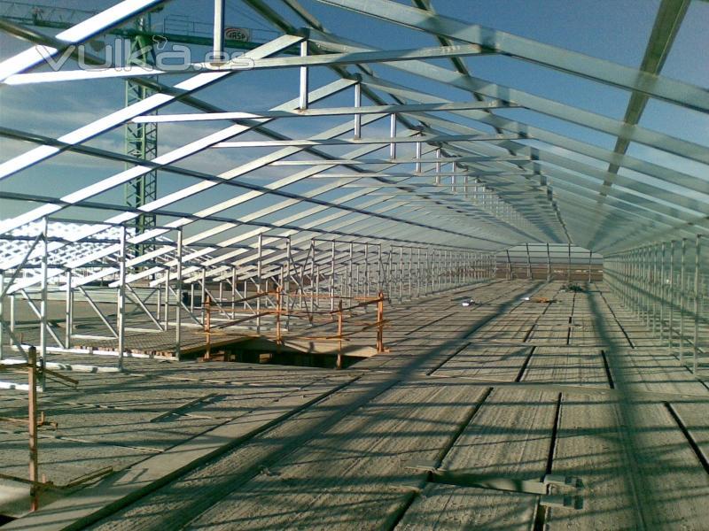 Arquiges - Estructuras metalicas ligeras ...
