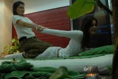 Masaje tradicional tailandés