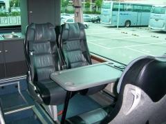 Interior de alguno de los vehiculos de AVANT GRUP