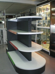 Isla de supermercado