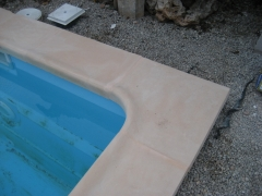 Remates de piscina
