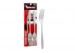 Tenedores y menaje del hojar