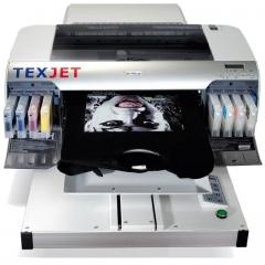 Impresora de camisetas texjet