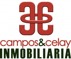 Campos & celay inmobiliaria  -logomarca registrada