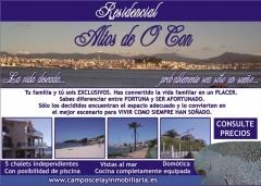 Campos & celay inmobiliaria-residencial altos de o con