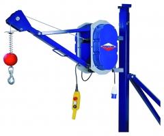 Maquinillo monofasico preme profesional motor electrico 1500 rpm eleva 300 kg.