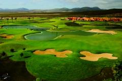 Golf salinas de antigua en fuerteventura