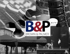 Brown & Palmer www.brownpalmer.com