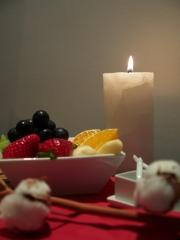 Fruta para Spa