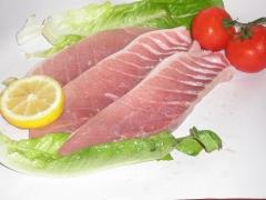 filetes de ventresca de atun
