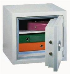 Armario caja fuerte ignífugo dual 50. www.ntseguridad.com