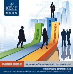 Ideae comunicación integral es una agencia de servicios plenos, dedicada a la concepción y desarrollo de proyectos ...
