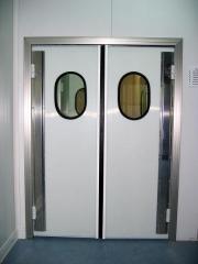 Puerta vaiv�n de polietileno