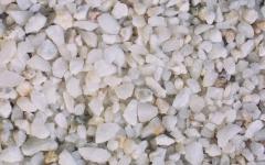 Cuarzo  blanco 3-6 mm