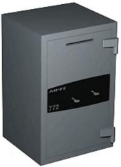 Caja fuerte arfe de alta capacidad para cobro 772. www.ntseguridad.com