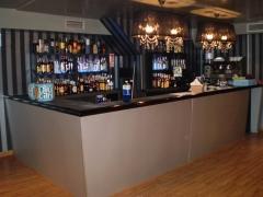 Reforma completa de discoteca amadeus (barra 3ª planta)