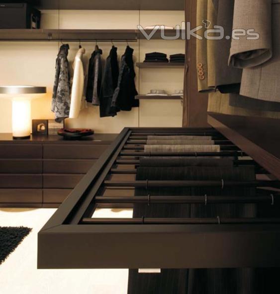 Baños Lujo Vestidores:detalle vestidores SG