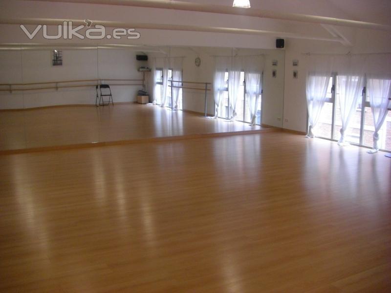Academia de ballet en latex - 1 part 6