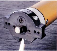 Motor elevación para instalacion en eje