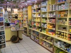 Vista general de la tienda II