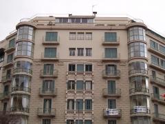 Tribunas octogonales Technal Epure ( Barcelona)