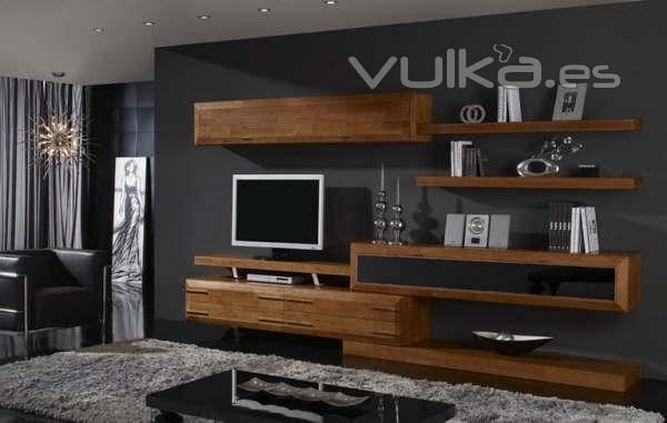 Foto salon moderno - Muebles en cuellar ...