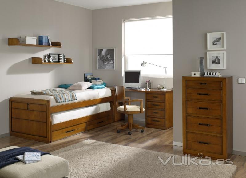 Muebles carlos pastor - Dormitorios clasicos juveniles ...