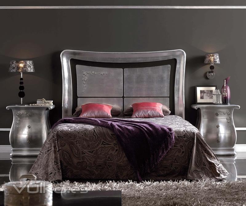 Muebles carlos pastor - Dormitorio clasico moderno ...