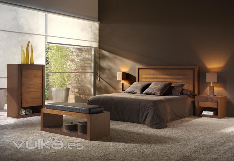 Foto dormitorio clasico contemporaneo - Dormitorios contemporaneos ...