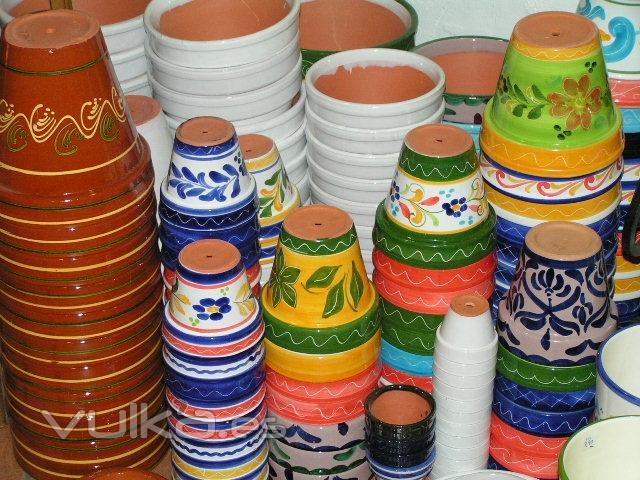 Foto macetas Macetas ceramica online