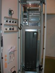 Modulo Cuadro bomba horizontal 55 Kw 400 V