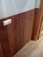 Trabajo realizado por makore madera de dise�o