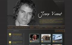 Www.josepvicent.com dise�o web de la p�gina de la orquesta mundial, dirigida por josep vicent