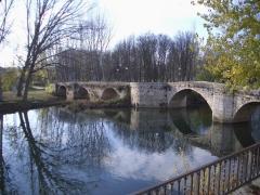 Estado del puente antes de la intervenci�n (puentecillas) palencia