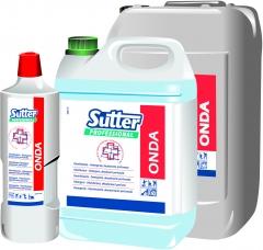Quimicos sutter para todo tipo de limpieza