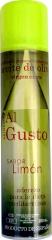Aceite de oliva virgen extra en aerosol, con distintos sabores