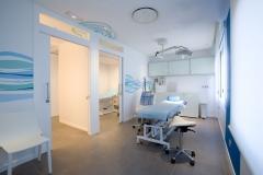 Sala de tratamiento AGB