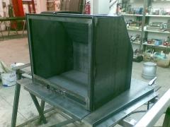 Fabricamos estufas (llar de foc)