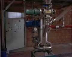 Molino de aire a presión