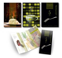 Diseño de tripticos, imagen corporativa, folletos barcelona. diseño grafico barcelona