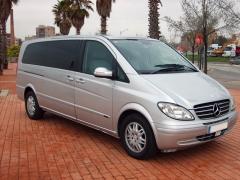 Las Van son utilizadas b�sicamente para hacer visitas, excursiones y traslados en grupo.