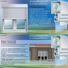 Ventanas PVC Hermet 10 - K�mmerling