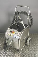 maquina para limpiezas criogenicas