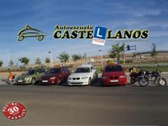 Autoescuela castellanos - centro de formación y seguridad via.los mejores vehiculos a su disposicion
