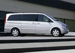 Mini Van Mercedes Viano. 7 pax.