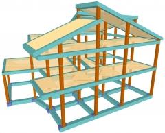 Estructuras viviendas