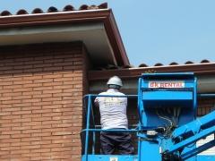 Trabajos en edificios comunidades