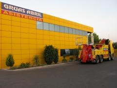 Base en Alicante salida 10 de la A7