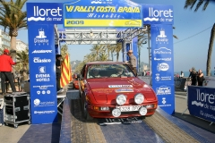 porsche 924 rallye Costa Brava